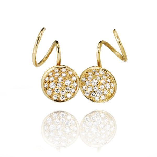 Bergsoe Jewellery Earrings  EarringsDiatom Earrings