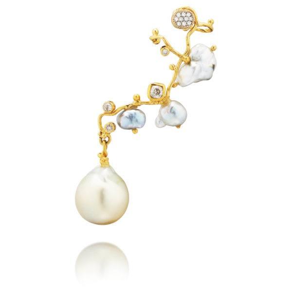 Bergsoe Jewellery Earrings  EarringsFiluka Earring