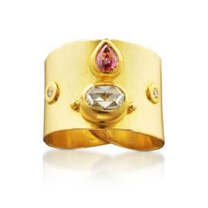 Bergsoe Jewellery Rings  RingsHalleb Ring