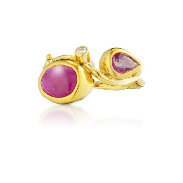 Bergsoe Jewellery Rings  RingsSeafire Ring