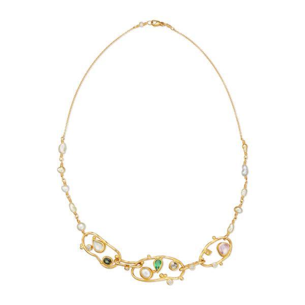 Bergsoe Jewellery Necklaces  NecklacesTriple Cloud