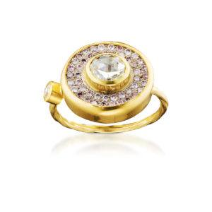 Bergsoe Jewellery Rings  RingsCocktail Ring