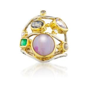 Bergsoe Jewellery Rings  RingsSeafire Ring
