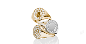 Stylish Designer Gold Rings From Rebekka Notkin