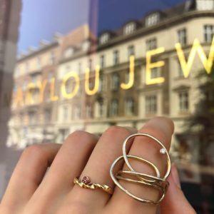 MaryLou Rings  RebeccaRebecca Ring