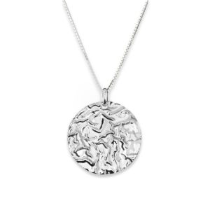 Vera Vega Necklaces  Organic CollectionLucky Coin Necklace