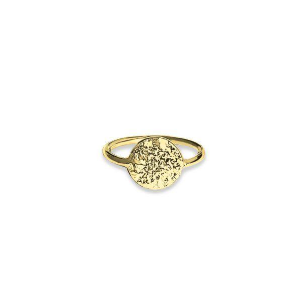 Vera Vega Rings  Organic CollectionLucky Coin Ring
