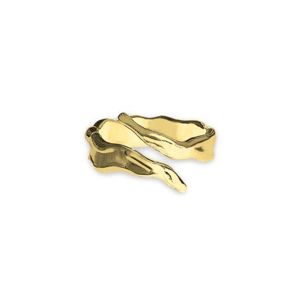 Vera Vega Rings  Organic CollectionOrganic Helix Ring