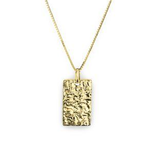 Vera Vega Necklaces  Organic CollectionOrganic Signet Necklace