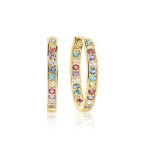 Sif Jakobs Jewellery Earrings  RainbowCorte Earrings