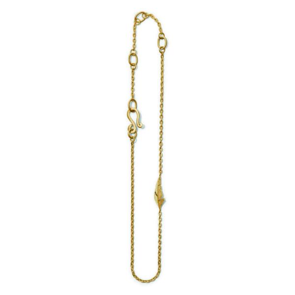 Line&Jo Bracelets  FEATHERMISS BARA PAFF gold