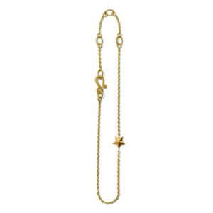 Line&Jo Bracelets  STARMISS BARA STAR gold