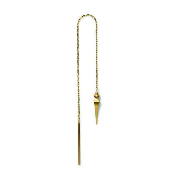 Line&Jo Earrings  SPIREMISS EAGLESON gold