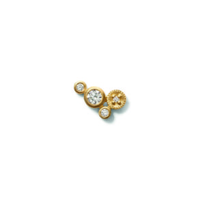 Line&Jo Earrings  TUTTI FRUTTIMISS ENINO gold diamond