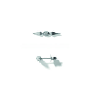 Line&Jo Earrings  SPIREMISS EYLAM grey