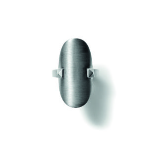 Line&Jo Rings  SPIREMISS RAVINA grey