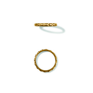 Line&Jo Rings  QUILTMISS RITZ gold