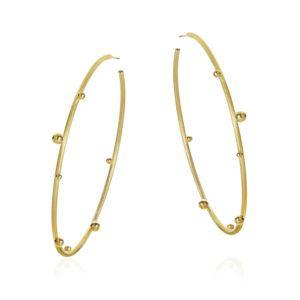 Dulong Fine Jewelry Earrings Hoops  DelphisMega Delphis Hoops