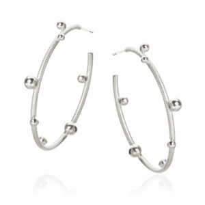 Dulong Fine Jewelry Earrings  DelphisLarge Delphis Hoops