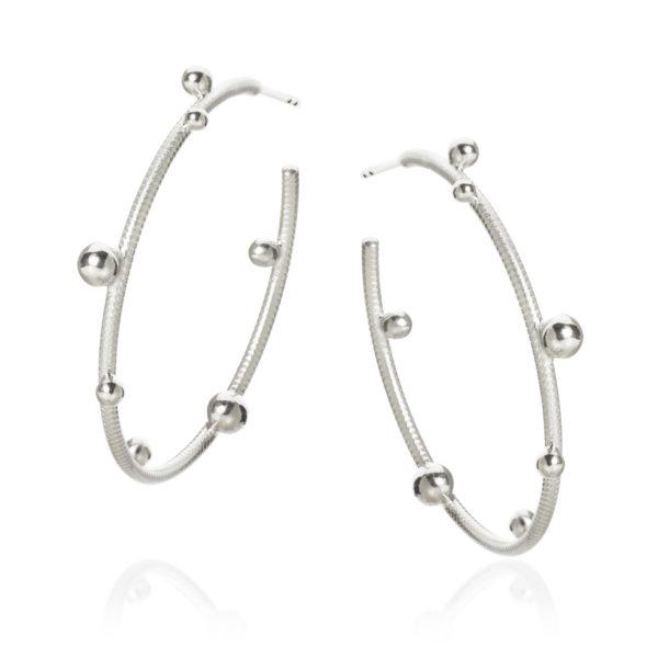 Dulong Fine Jewelry Earrings  DelphisLarge Delphis Hoops
