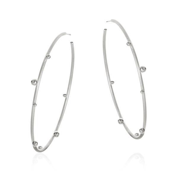 Dulong Fine Jewelry Earrings  DelphisMega Delphis Hoops