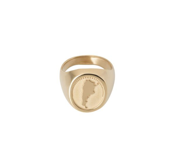 Unspoiled Jewels Rings  Singet RingsArgentina 14 Karat Gold
