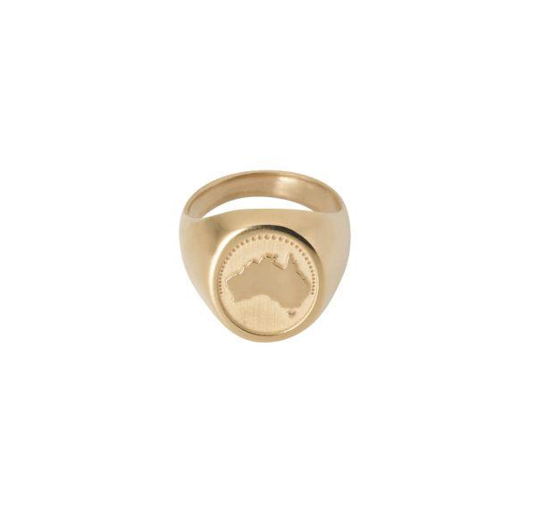 Unspoiled Jewels Rings  Singet RingsAutralia 14 Karat Gold