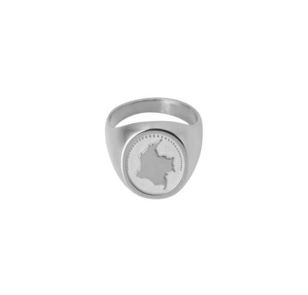 Unspoiled Jewels Rings  Singet RingsColombia Silver Ring