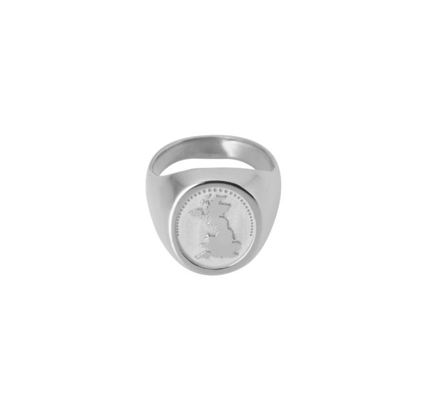 Unspoiled Jewels Rings  Singet RingsGreat Britian Silver