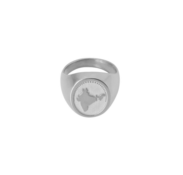 Unspoiled Jewels Rings  Singet RingsIndia Silver Ring