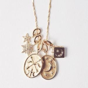 By Pariah Necklaces  PendantsStar I