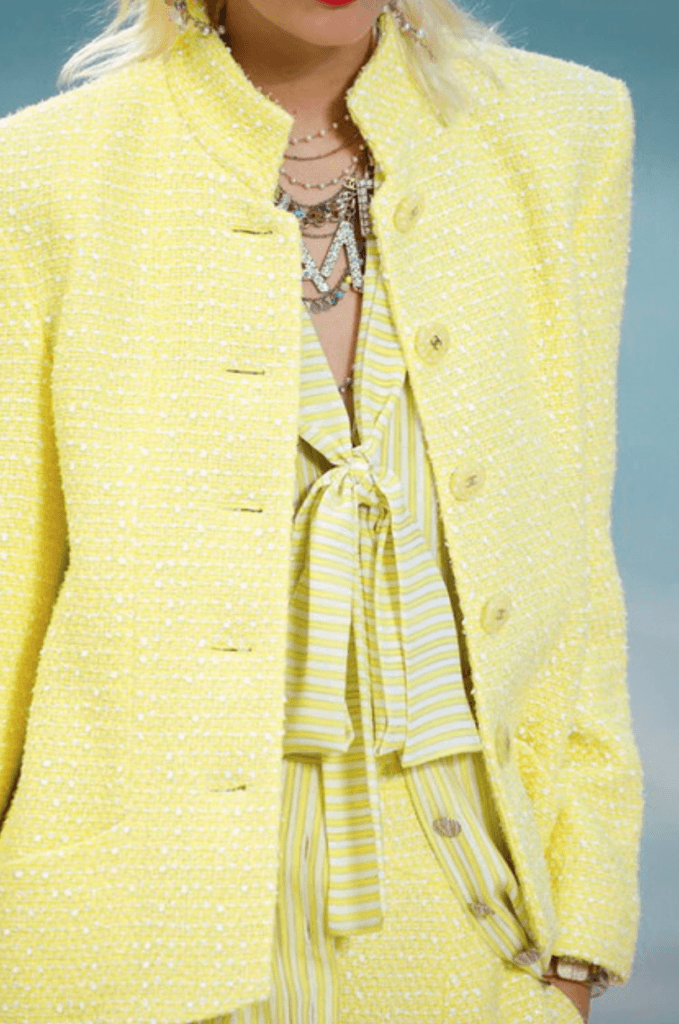 Chanel stacking jewellery
