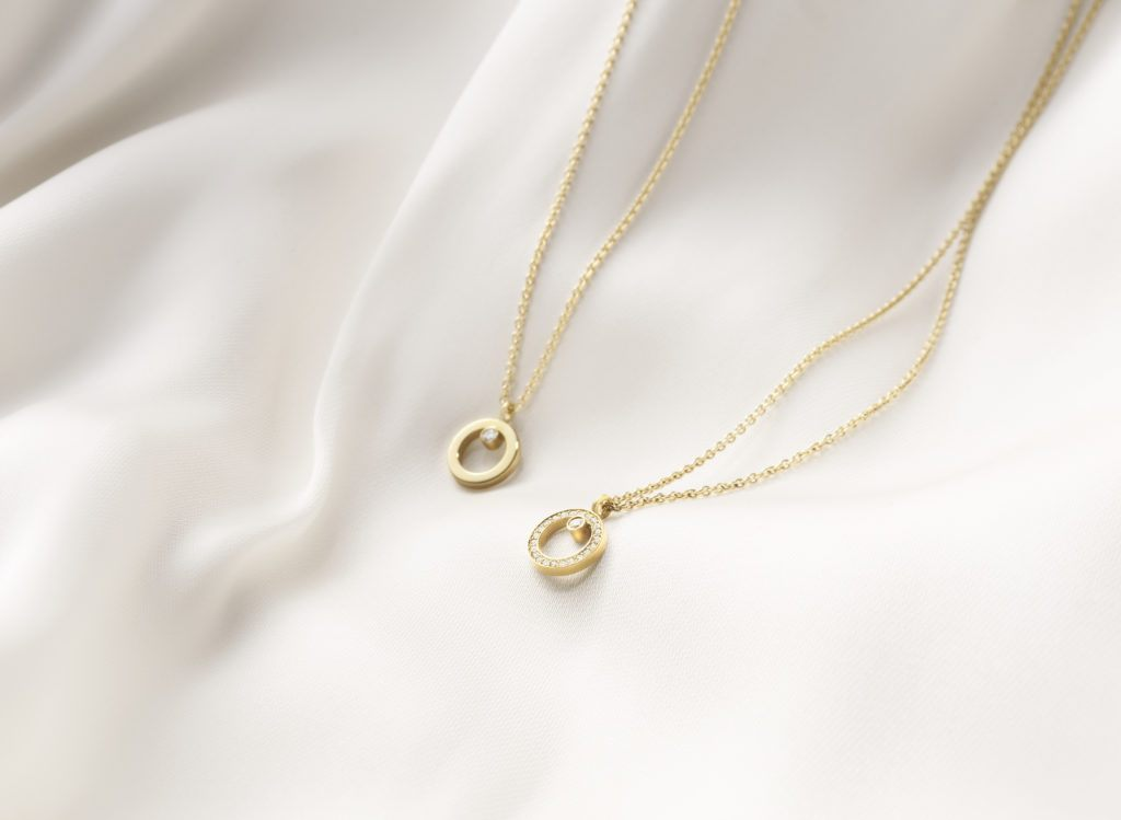 Popular necklaces from Georg Jensen