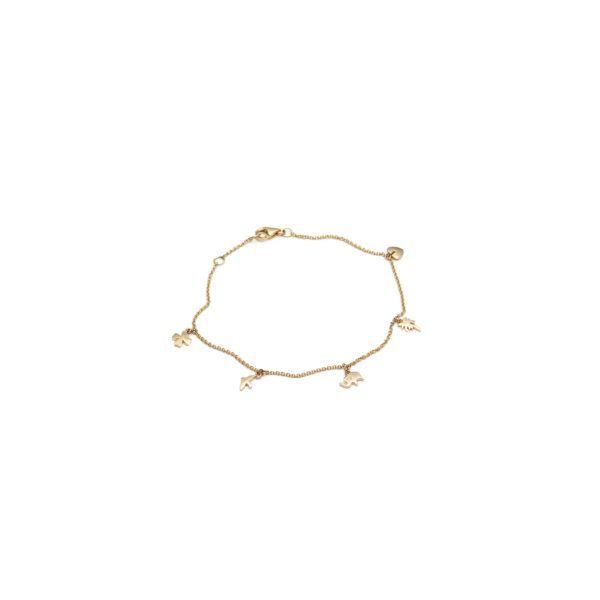 With Love Darling Bracelets  BraceletsMiniature Charm Bracelet
