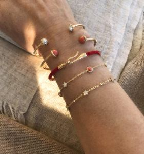 Trendy Bracelets from Ole Lynggaard Copenhagen