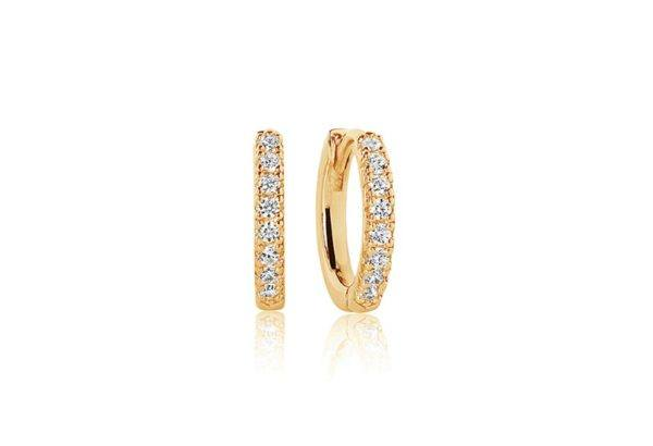 Sif Jakobs Jewellery Earrings Hoops  ELLERAEarrings Ellera