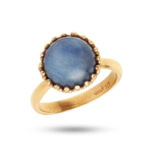 Carré Jewellery Rings  GILDED MARVELSGoldplated Ring