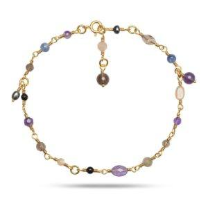 Carré Jewellery Bracelets  FOREVER AFTERGoldplated bracelet