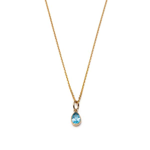 With Love Darling Necklaces  The Global GoalsGlobal Goal 6: Water Drop