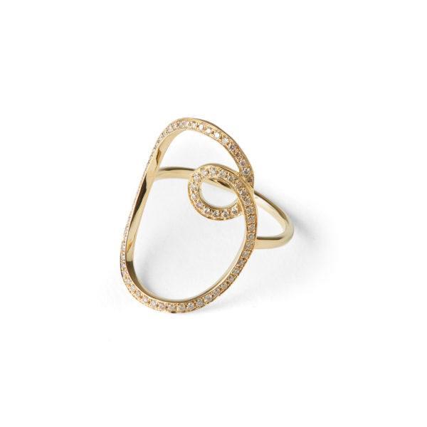 By Pariah Rings  RingsThe Whitney Ring Diamond