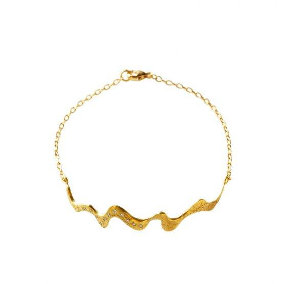 Orit Elhanati Bracelets  Mark Me SkyNUDE DIAMOND BRACELET