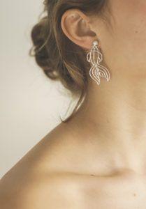 Polar Jewelry Earrings  Sakura CollectionKoi