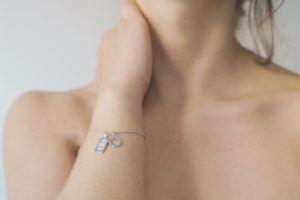 Polar Jewelry Bracelets  Sakura CollectionOmamori Sakura Bracelet