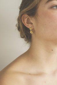 Polar Jewelry Earrings  Sakura CollectionSolid Koi