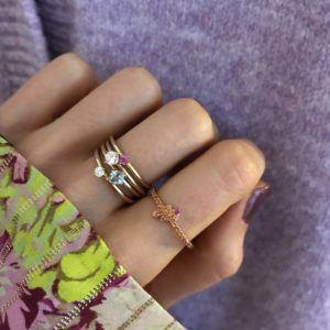 Anpé Atelier cph Rings  Scandinavian SimplicityMalene Diamond 2.5 ring