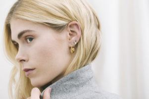 Anpé Atelier cph Earrings  Scandinavian SimplicityNina earrings