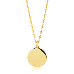 Sif Jakobs Jewellery Necklaces  SS19Follina Pianura Pendant