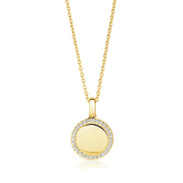 Sif Jakobs Jewellery Necklaces  SS19Follina Pendant