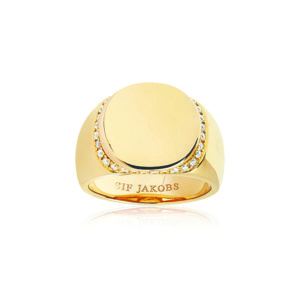 Sif Jakobs Jewellery Rings  SS19Follina Ring