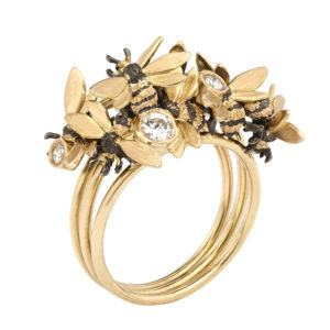 Danger Jewels Rings  RingsSmall Cluster Ring